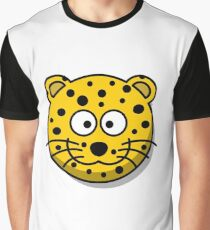 Baby Leopard Graphic T-Shirt