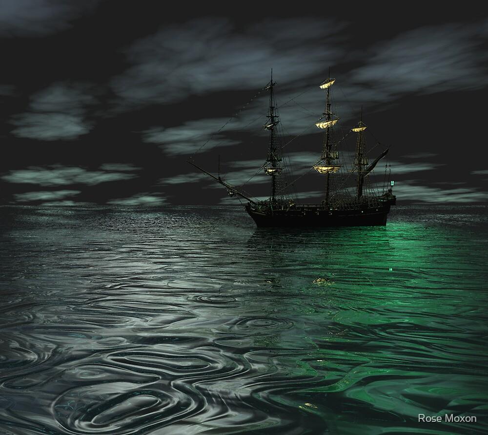 Siren 2:  The Ship by Rose Moxon
