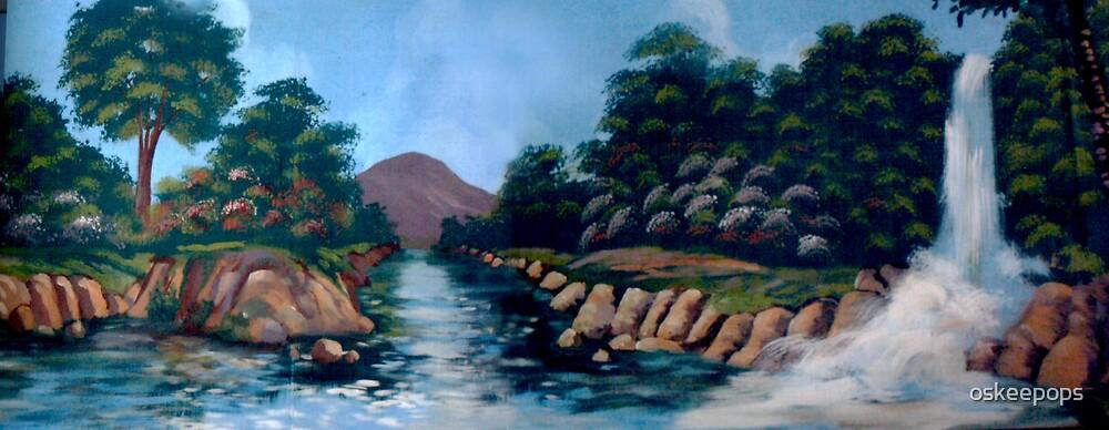 Nueva vizcaya river by oskeepops