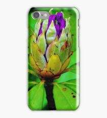 Blooming Bulb iPhone Case/Skin