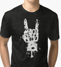 DZ Deathrays Zombie Tri-blend T-Shirt