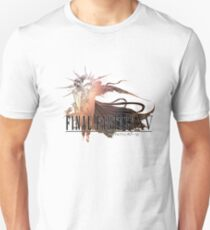 final fantasy xv | logo Unisex T-Shirt