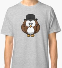 Chaplin Owl Classic T-Shirt
