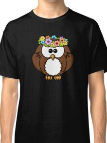 Spring Owl Classic T-Shirt