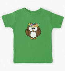 Spring Owl Kids Clothes