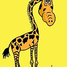 Gerry the Giraffe by Vickie  Scarlett-Fisher