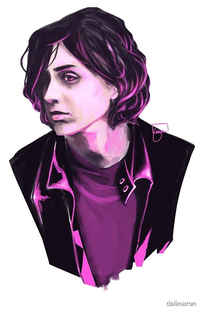 Julian Casablancas; Neon Light  by deiimaron