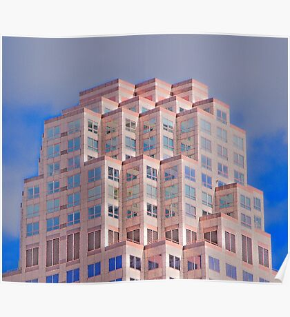 building blocks Poster