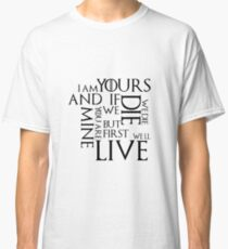 Ygritte Quote Gifts & Merchandise | Redbubble