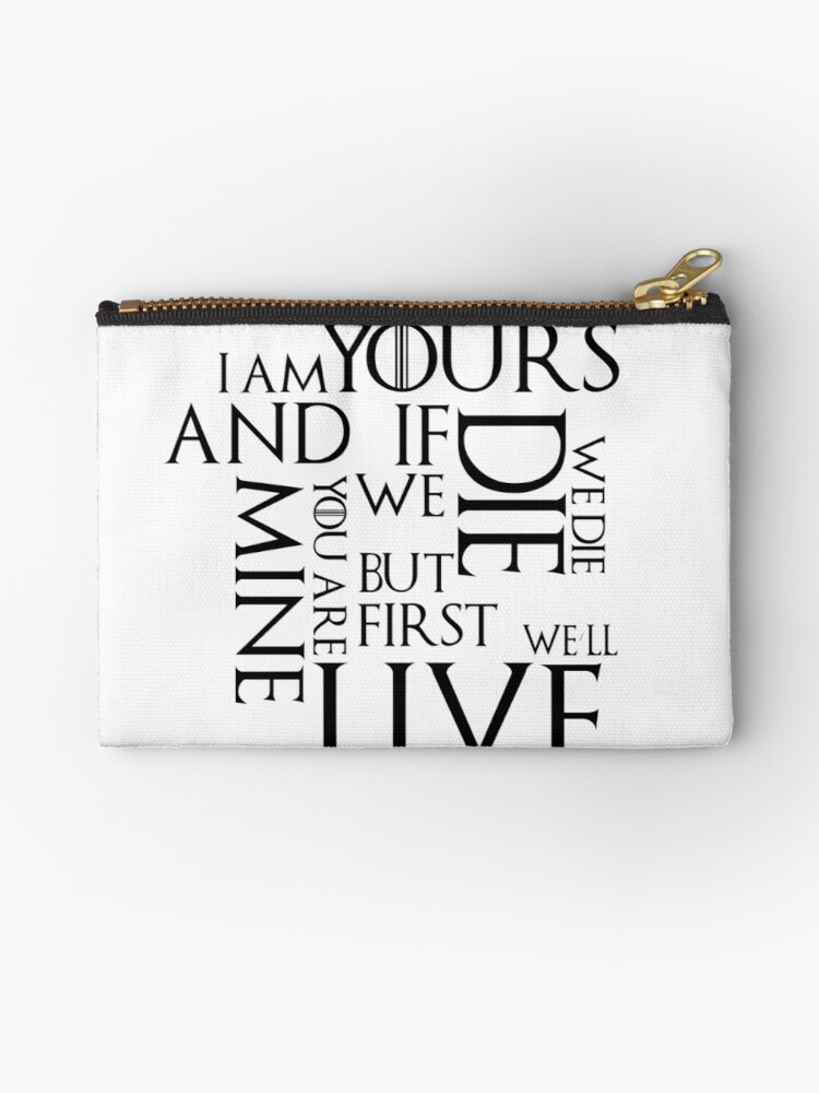 game of thrones valentine s day i am yours and you are mine I AM MS game of thrones valentine s day i am yours and you are mine by armaan