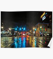 urban downpour Poster