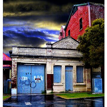 old building perth west aust by alistair