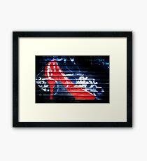 2010 Framed Print