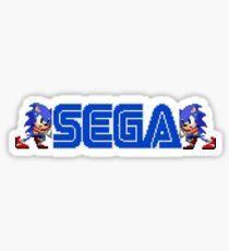Sega Sticker