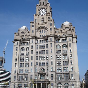 The Liver Building by Captainfortunatus