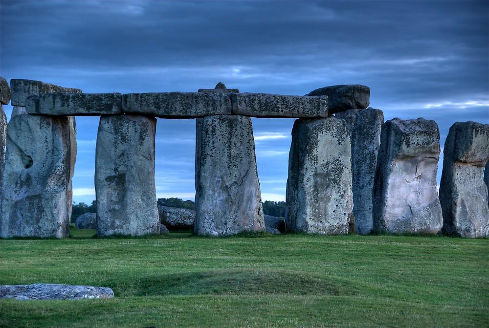 Stone Guardians by Craig Goldsmith