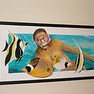 In the Swim by outbackbob