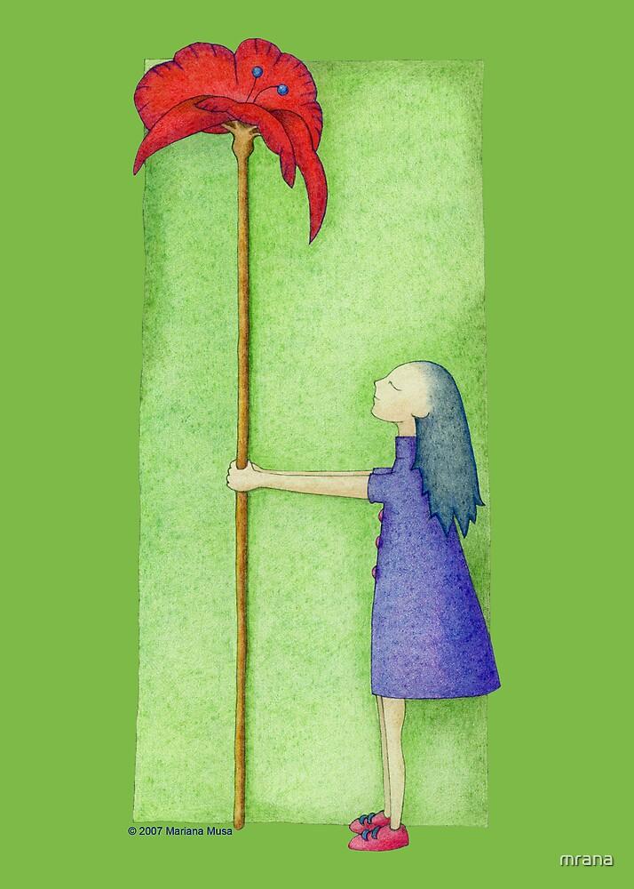 Flower Girl by Mariana Musa