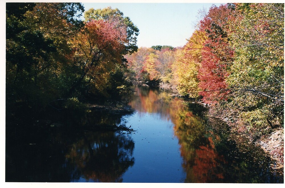 Fall in New England by amadge