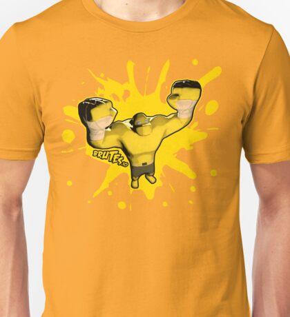 Brutes.io (Brawler Cheer Yellow) T-Shirt