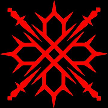 Vampire Knight - Zero Kiryu Tattoo by cybervengeance