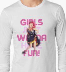 Cyndi Lauper - Girls Just Wanna Have Fun T-Shirt