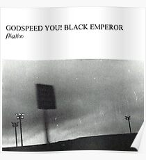 Godspeed You! Black Emperor - F#A# infinity (Have A Nice Life Style) Poster