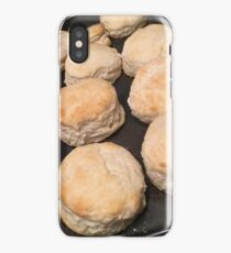 Vintage Biscuits iPhone Case/Skin