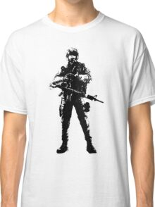 Weathered Jackal Rainbow Six Classic T-Shirt