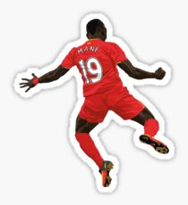 Sadio Mane Sticker
