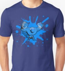 Brutes.io (Behemoth Cheer Blue) Unisex T-Shirt