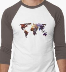 Space Continents T-Shirt