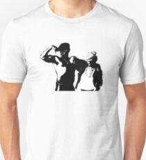 The Boss & The Big Man Unisex T-Shirt