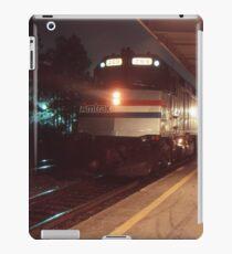 Rainy New Years Eve iPad Case/Skin