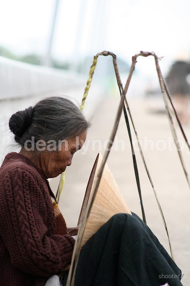 old lady vietnam by shooter7