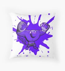 Brutes.io (Behemoth Cheer Purple) Throw Pillow