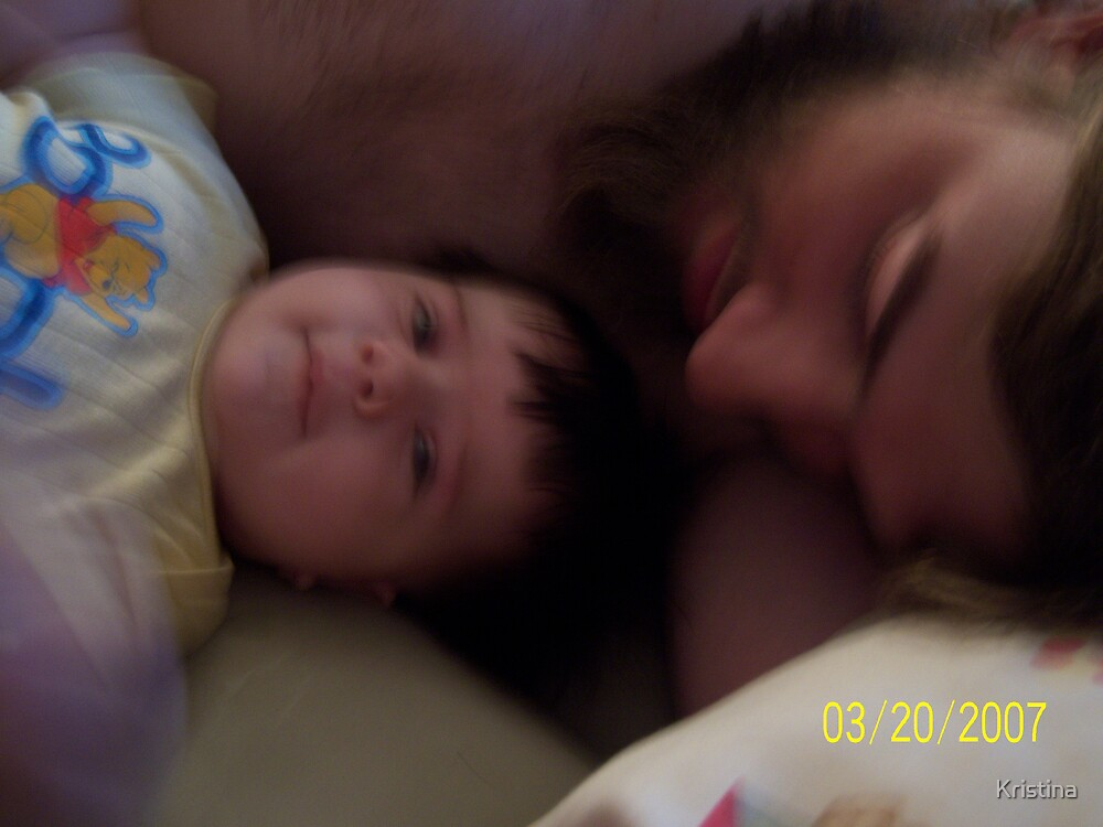 a fathers love by Kristina