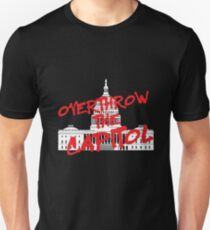 Overthrow the Capitol Unisex T-Shirt