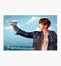 spring day - Jungkook Photographic Print