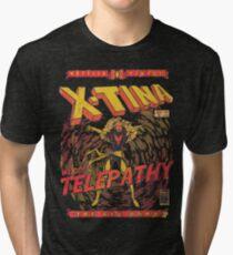 Xtina Telepathy Tri-blend T-Shirt