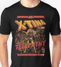 Xtina Telepathy Unisex T-Shirt