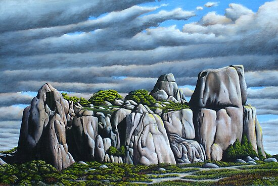 The Outcrop by Jason Moad