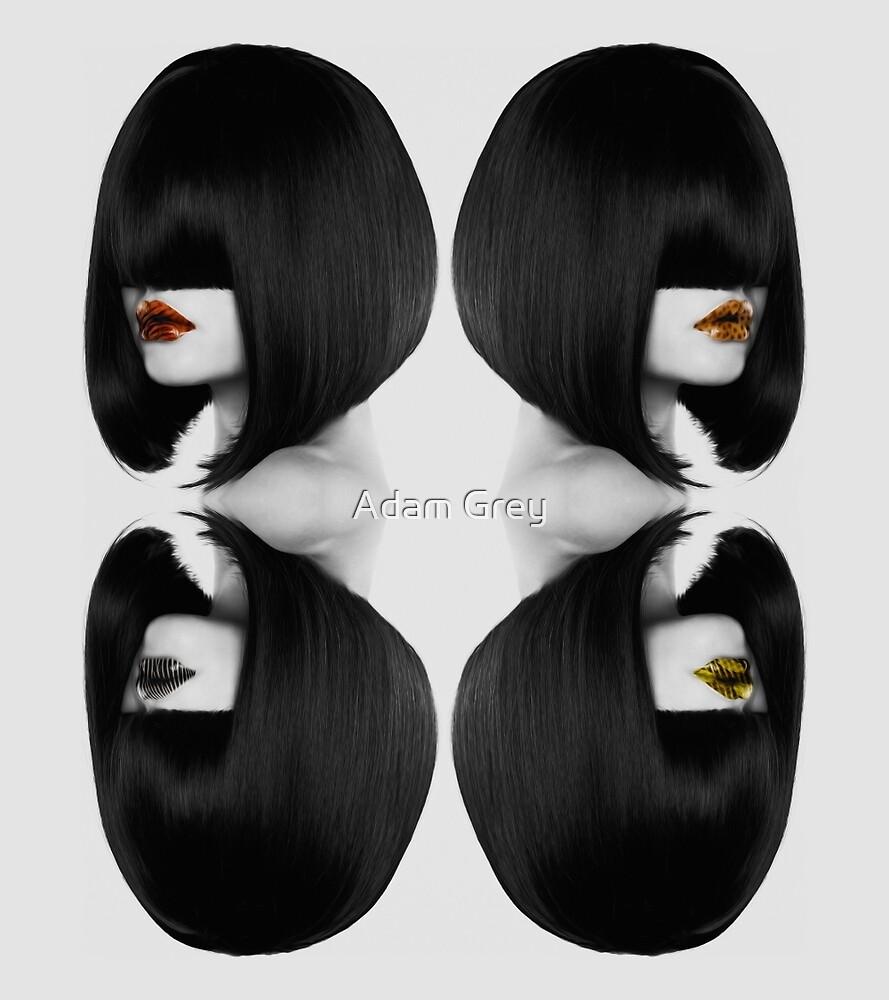 Primal Fashion by Adam Grey