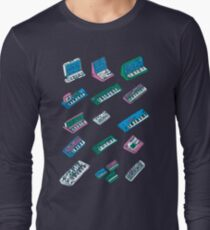 Synth Affection Long Sleeve T-Shirt