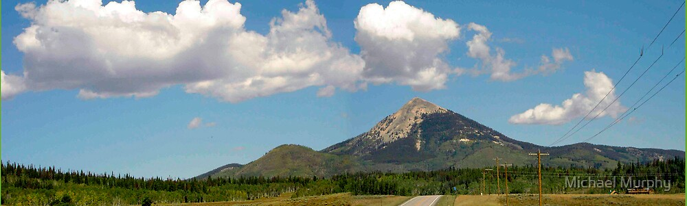 Hahn's Peak by Michael Murphy