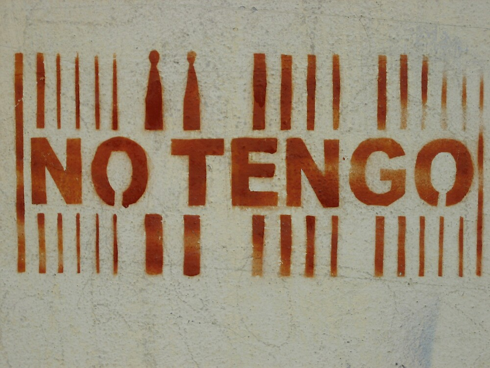 No tengo... by Justin McMurray