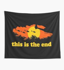 Apocalypse Now: This is the end Wall Tapestry