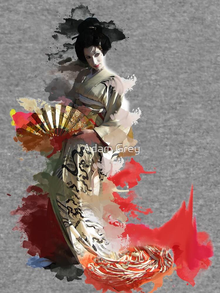Geisha's Delight by adamxgrey