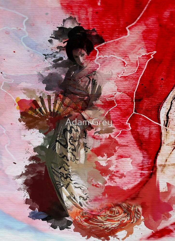 Geisha's Delight by Adam Grey