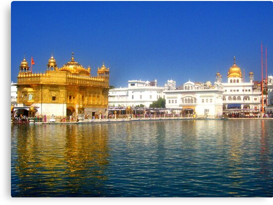 Golden Temple by sabbysingh